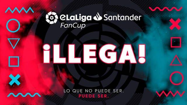 LaLiga presenta la eLaLiga Santander Fan Cup, la competición amateur de FIFA 21
