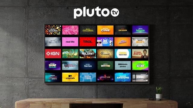 Pluto TV, la televisión en streaming gratuita, aterriza en España
