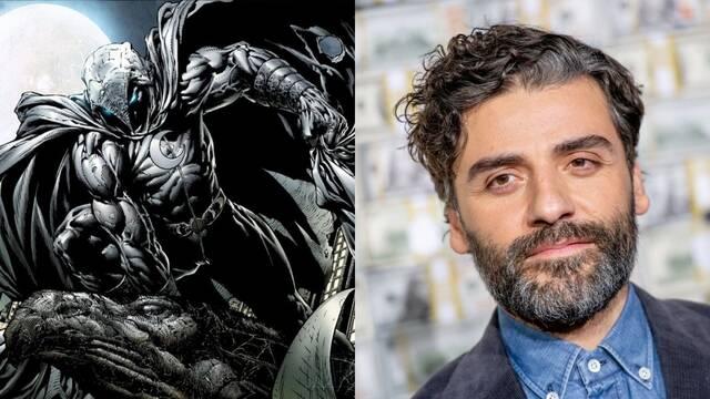'Moon Knight': Oscar Isaac protagonizará la serie para Marvel y Disney+