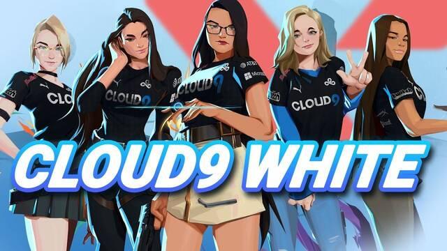 Cloud9 ficha al primer equipo femenino de Valorant