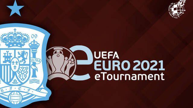 La Federación Española de Fútbol comienza su torneo de esports para la UEFA eEURO 2021