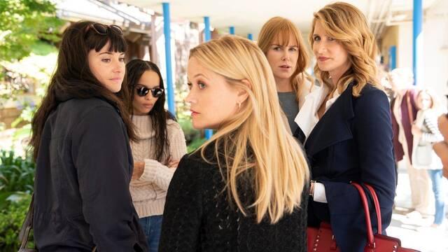 Big Little Lies: Nicole Kidman comenta que están trabajando en la tercera temporada