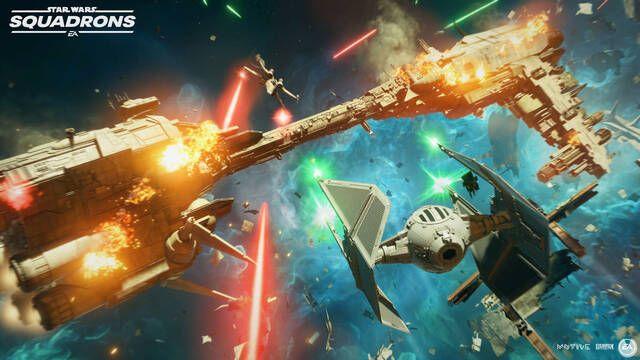 Star Wars: Squadrons utiliza la tecnología antipiratería Denuvo