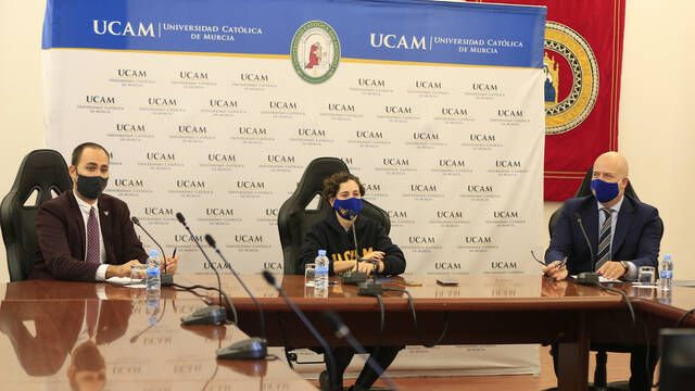 Ana Carrasco se convierte en Asesora de Estrategia de UCAM Esports Club