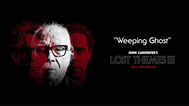 John Carpenter anuncia nuevo álbum de música y publica su primer single