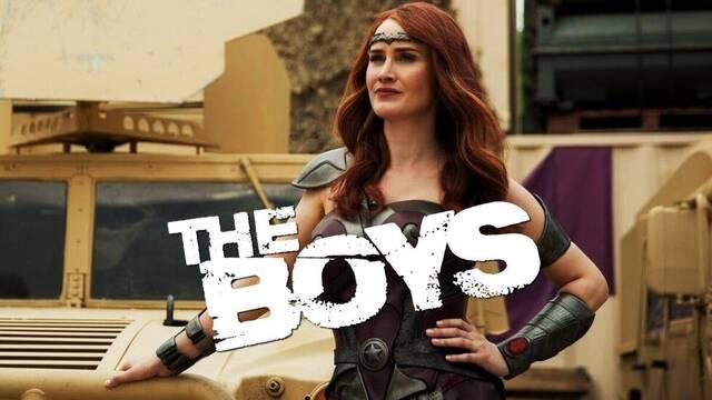 The Boys: Dominique McElligott y el heroísmo de la Reina Maeve