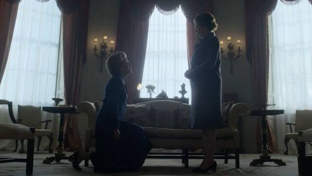 The Crown: Nuevo tráiler de la T4 con Margaret Tatcher y Lady Di