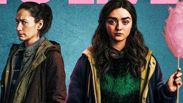 Tráiler de Two Weeks to Live, con una brutal Maisie Williams