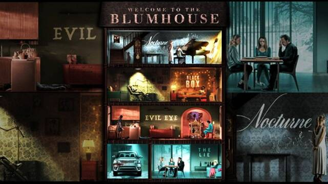 Welcome to the Blumhouse: Más películas de terror para Amazon Prime