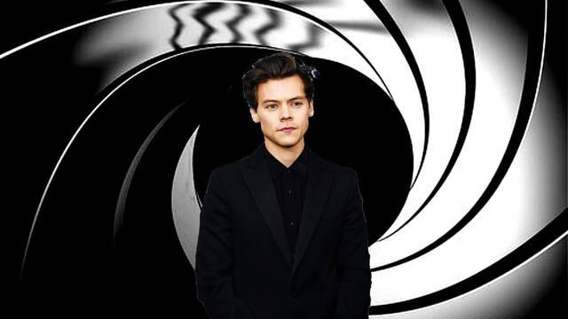 ¿Harry Styles como James Bond? El cantante niega esta posibilidad