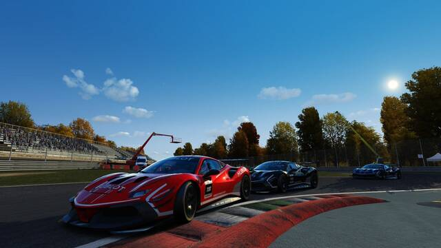 Lacombe y Koch triunfan en el Ferrari Hublot Esports Series en Monza