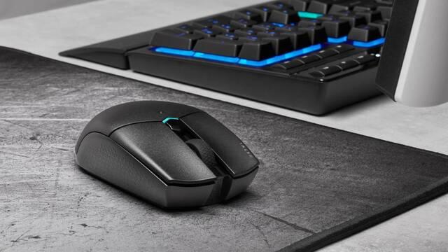 Corsair anuncia su nuevo ratón inalámbrico para jugar Katar Pro Wireless