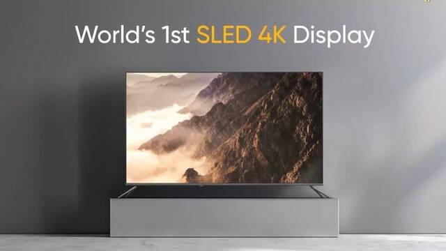 """Realme presenta de forma oficial sus televisores SLED con resolución 4K y 55, 43 y 32"""""""