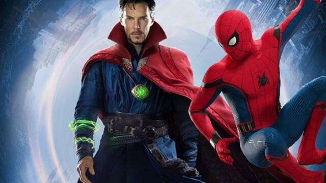 Benedict Cumberbatch se sumará a Spider-Man 3 con Tom Holland como el Doctor Strange