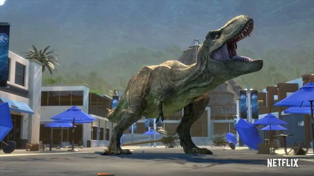 Jurassic World: Campamento Cretácico estrena adelanto de la temporada 2