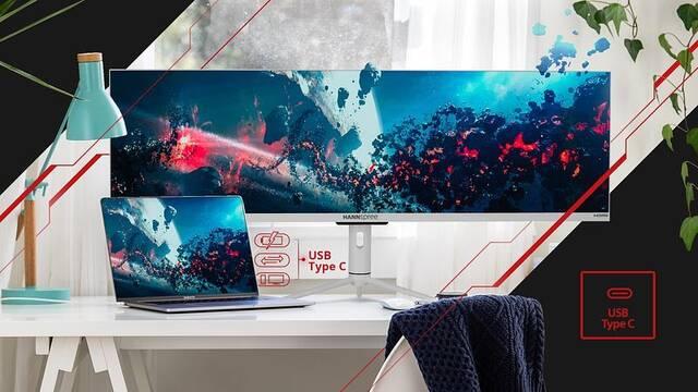 Hannspree anuncia cuatro nuevos monitores para jugar de hasta 43,8 pulgadas y 240 Hz
