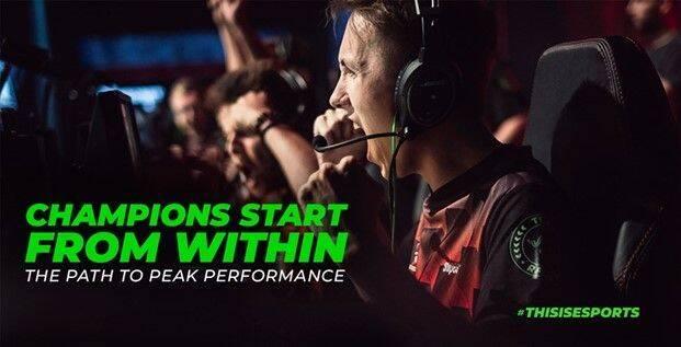Razer arranca su nueva campaña para promover el bienestar físico y mental en los esports