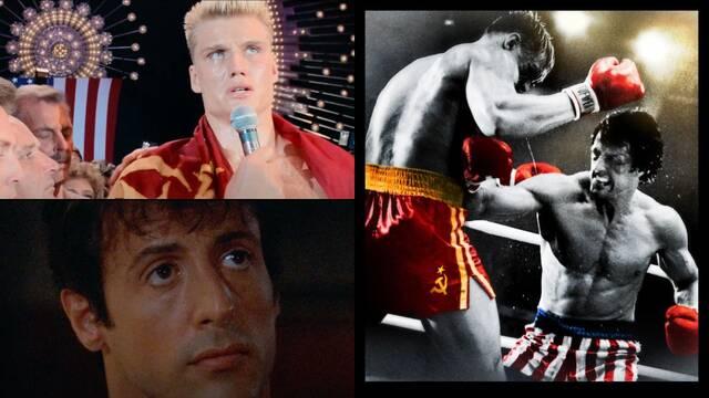 Espectacular tráiler de 'Rocky IV: Rocky vs. Drago', el montaje especial de Stallone