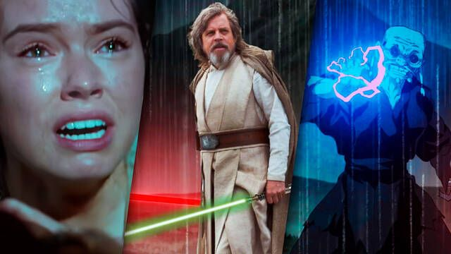 Star Wars Visions aporta frescura y no es un refrito según Mark Hamill