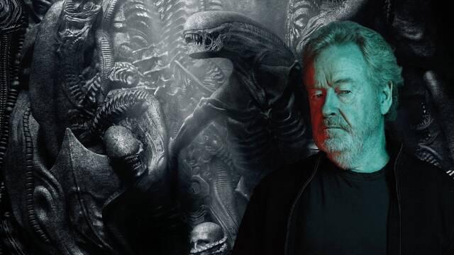 Ridley Scott dice que la serie de 'Alien' para Disney no será tan buena como su película