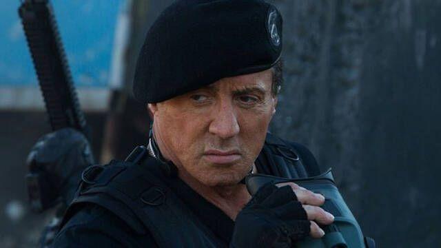 Sylvester Stallone comparte un nuevo vistazo de 'Los Mercenarios 4'