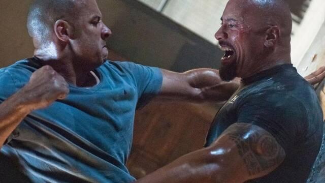 The Rock y Vin Diesel no se soportan y este es el motivo