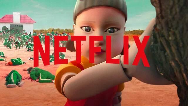 'El juego del calamar' es el estreno más visto de toda la historia de Netflix