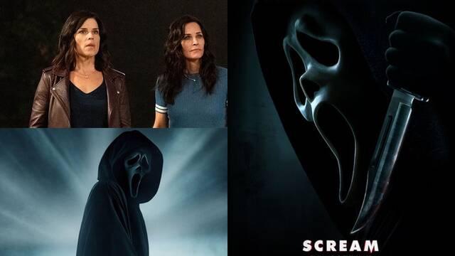 La nueva 'Scream' muestra su primer tráiler con el regreso del mítico Ghostface