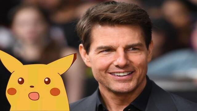 Tom Cruise está en un estado irreconocible. ¡Igualito que los actores de Friends!