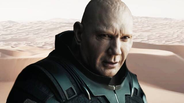 Dave Bautista: 'Dejé el wrestling para tener papeles en películas como Dune'