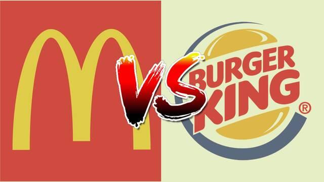 McDonald's vs Burger King, ¿cuál es mejor? - Un estudio (por 10€) pone fin al debate