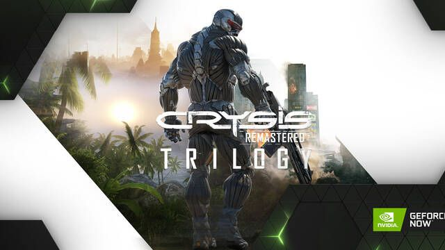 Crysys Remastered Trilogy llega a NVIDIA GeForce Now