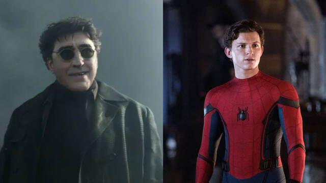 Tom Holland habla sobre su relación con Alfred Molina en 'Spider-Man: No Way Home'