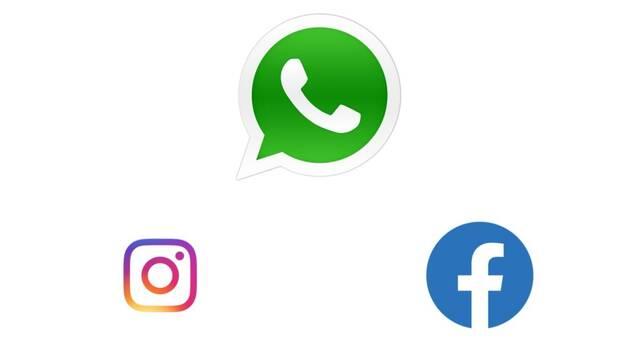 WhatsApp, Instagram y Facebook se han caído en todo el mundo