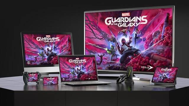Si compras una RTX Serie 30 te llevas una copia de Marvel's Guardians of the Galaxy