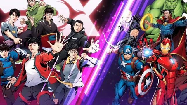 FunPlus Phoenix se alía con Marvel para lanzar nuevos productos que unan esports y cómics