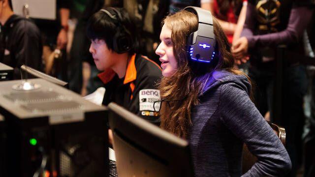 Scarlett, la famosa jugadora de Starcraft II que acaba de entrar en el Guinness de los Récords