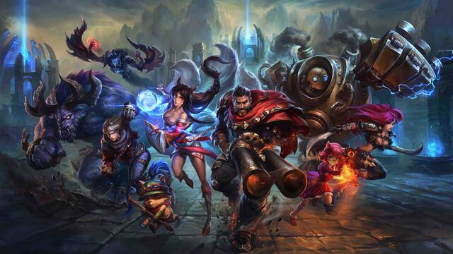Seis de los diez títulos más jugados en PC en octubre son eSports