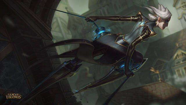 Así es Camille, la nueva campeona de League of Legends
