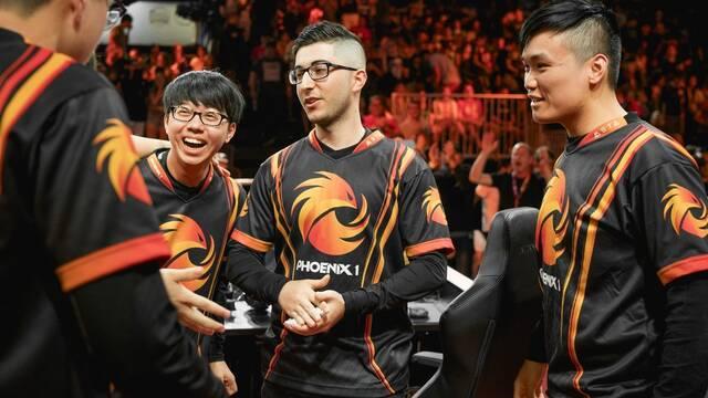 Phoenix1 pierde a sus dos primeros jugadores tras expirar sus contratos