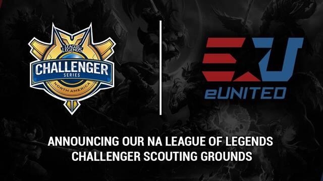 eUnited compra una plaza de Challenger Series NA