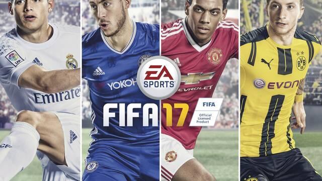 Juega gratis a FIFA 17 en PS4 y Xbox One hasta el 27 de noviembre