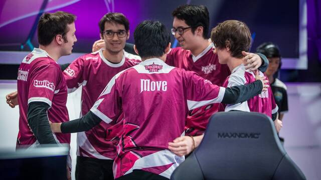 El jungla Move y Unicorns of Love separan sus caminos
