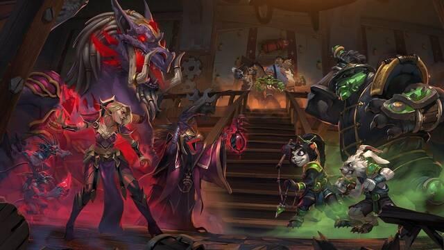 BlizzCon 2016: Mafias de Gadgetzan es la nueva expansión de Hearthstone