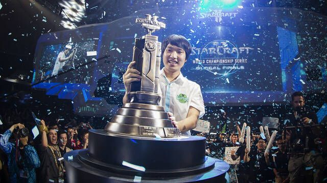 BlizzCon 2016: StarCraft II WCS Finals en directo