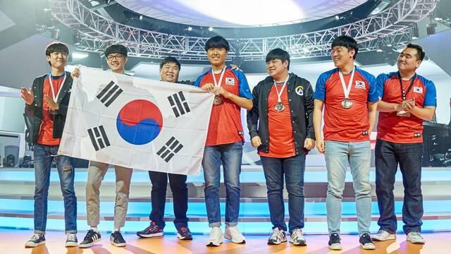 BlizzCon 2016: Corea del Sur también  reina en la Overwatch World Cup