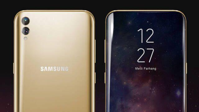 Samsung Galaxy S9… ¿a la venta en abril?