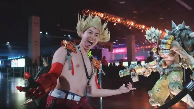 Vídeo: Los cosplays de Overwatch más alucinantes de la Blizzcon 2017