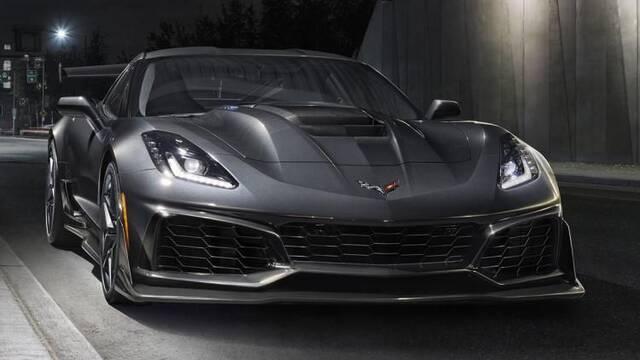 Presentado el ZR1 2019, el Corvette más poderoso