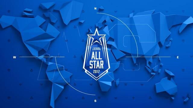 Estos son los equipos que estarán en el All-Star 2017 de League of Legends